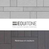 Brochure EQUITONE matériaux et couleurs