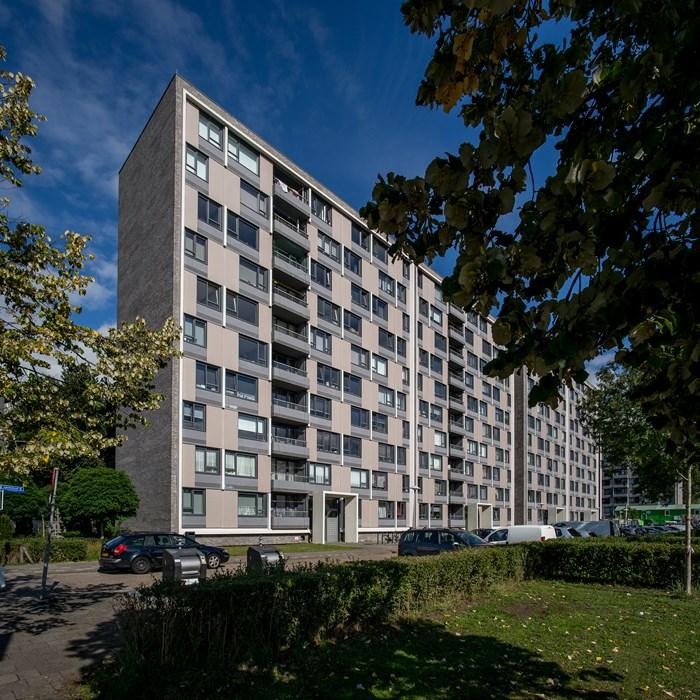 ACA flats in Utrecht-Overvecht