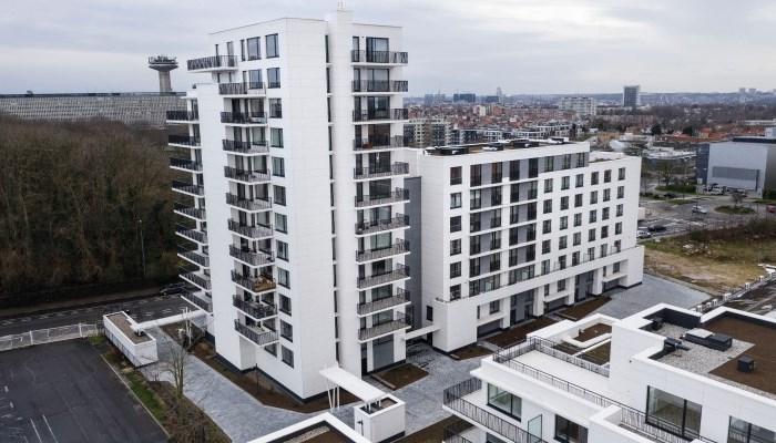 BHouse - Nouveau  immeuble à appartements à Bruxelles