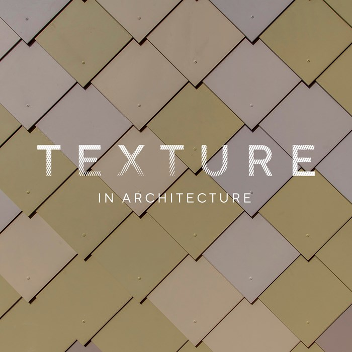 Texture in Architecture: our new CPD