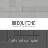 Cartella colori EQUITONE - Gamma colori Fibrocemento