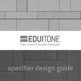 Guida progettazione EQUITONE come progettare pannelli EQUITONE