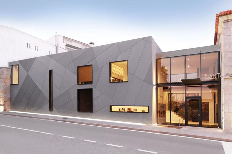 EQUITONE Linea fiber cement façade