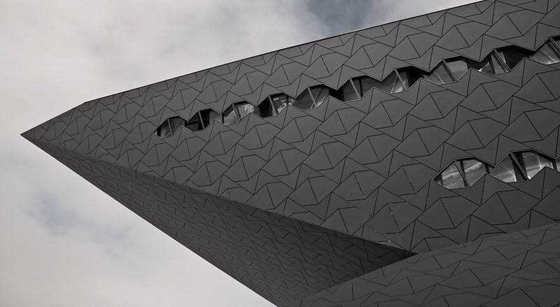 EQUITONE Natura fiber cement façade