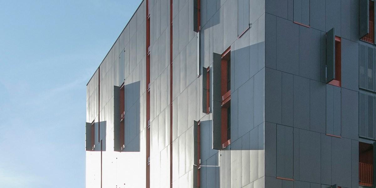 exterior wall cladding