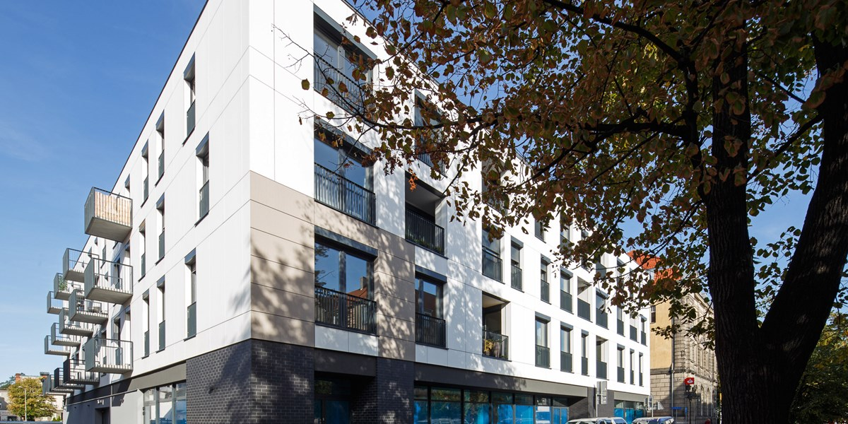 Apartamenty Leszno Skarbowa 2
