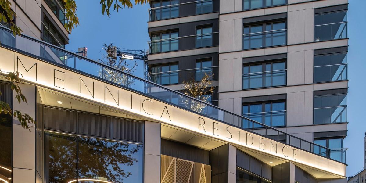Mennica Residence Warszawa